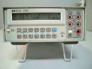 デジタルマルチメータ(3478A)(3a0003)